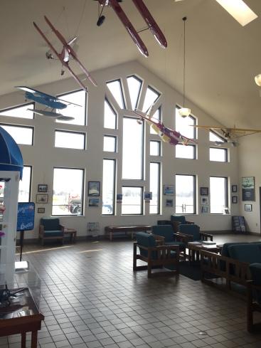Easton Airport Terminal
