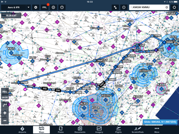 IFR Low Chart